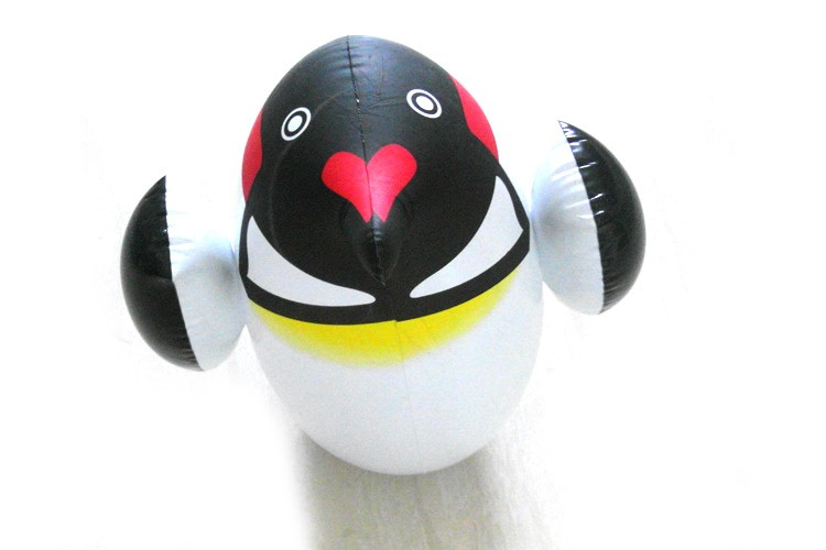 Inflatable Toys Inflatable Cute Black Penguin