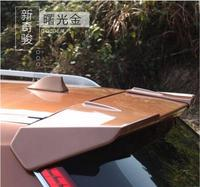 NEW 2PCS ABS PAINT CAR REAR WING TRUNK LIP SPOILER FOR Nissan X TRAIL XTRAIL Rogue 2014 2015 2016 2017 2018 (7 Solors)