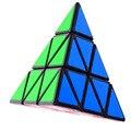 2016 Hotselling Profesional Triángulo Pirámide Pyraminx Velocidad Pegatina Toque de Puzzle Cubos Cubos Mágicos Juguetes Educativos para Kids-50