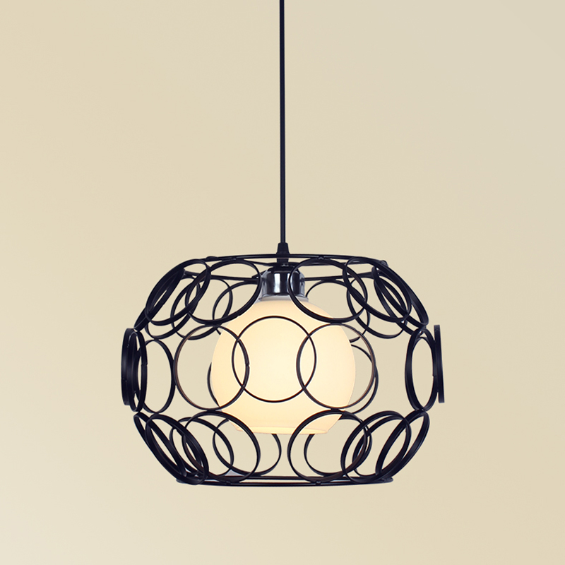Modern led Pendant Lights for Kitchen Dining Room Pendant Lamp for Coffee House Bedroom Suspension luminaire Hanging light iwhd led pendant light modern creative glass bedroom hanging lamp dining room suspension luminaire home lighting fixtures lustre