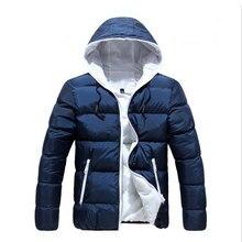 Vogue приятно зимняя куртка Для мужчин теплая Толстая куртка мужской пальто  Модная одежда спортивный костюм парка cdde69e2517