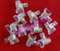 25piece/lot 6A 1 Position  PC material terminal block wire connector