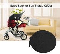 Akcesoria wózek dla Dziecka Pościel Osłona Przed Słońcem Sun Visor Shade Pokrywa Tron Wózek Dla Dzieci Cap Akcesoria Poduszki Poduszki Pad Baldachim