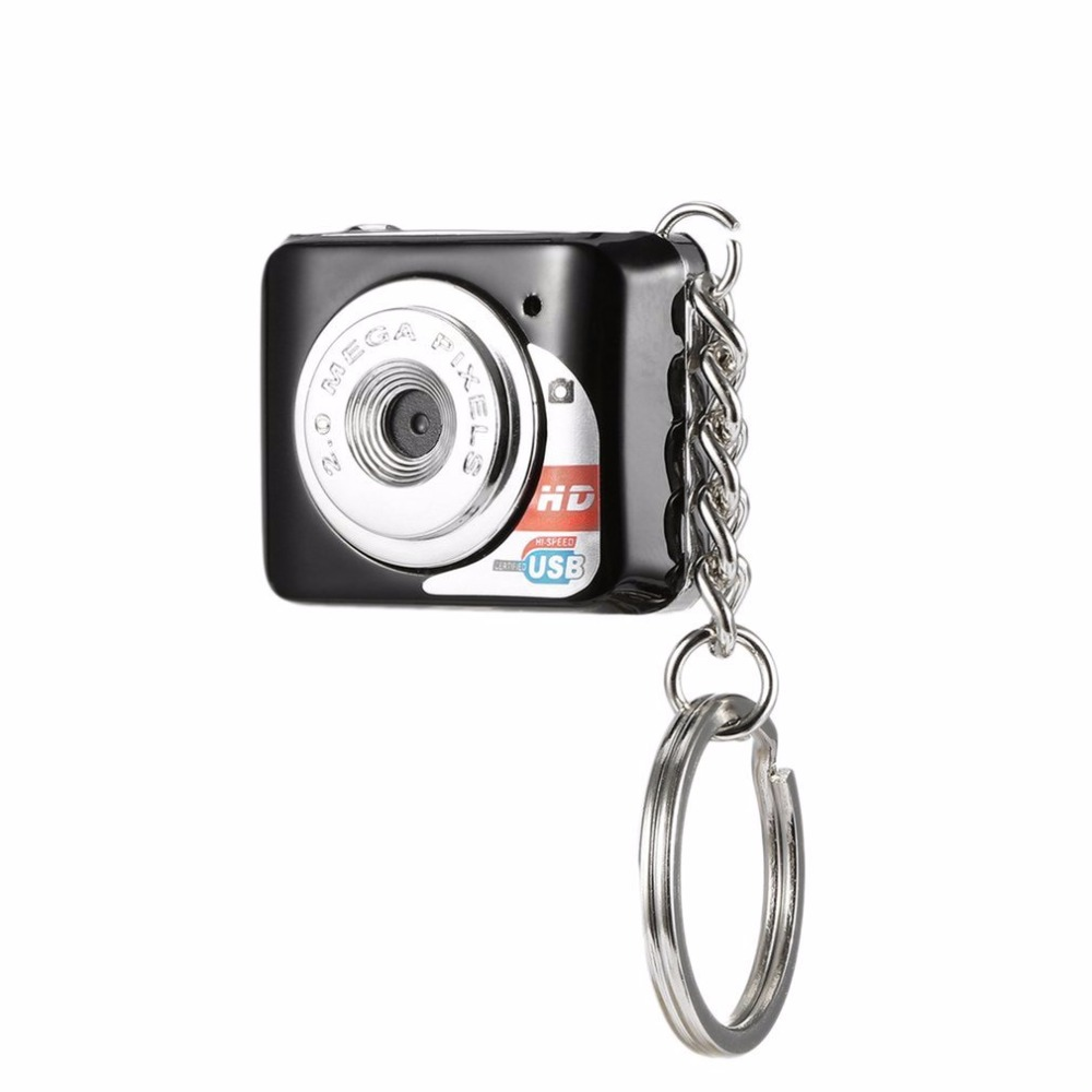 Portable Mini Camera X3 Digital Camera HD 1280*720 Multifunctional Removable Disc Pc Camera Video Drop Shipping