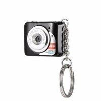 Przenośny aparat cyfrowy X3 Mini kamera HD 1280*720 kamera wymienna kamera wideo Drop Shipping