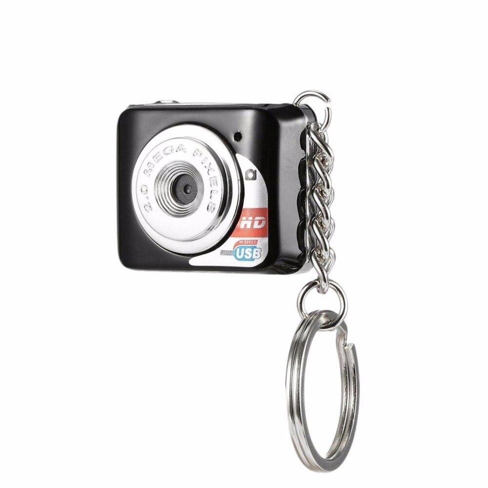 Tragbare X3 Mini Digital Kamera HD kamera 1280*720 camara Abnehmbare Video Kamera Drop Verschiffen