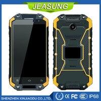 Jeasung X8-G Giá Bán Buôn 4.7 inch IP68 CHỐNG Thấm Nước Điện Thoại Gồ Ghề MT6735 Quad Core Android 5.1 2 Gam + 16 Gam 8.0MP