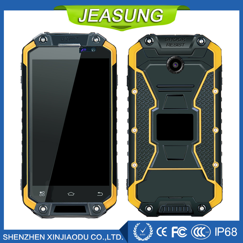 Jeasung X8 G Wholesale Price 4 7 inch IP68 Waterproof Rugged Phone MT6735 Quad Core Android