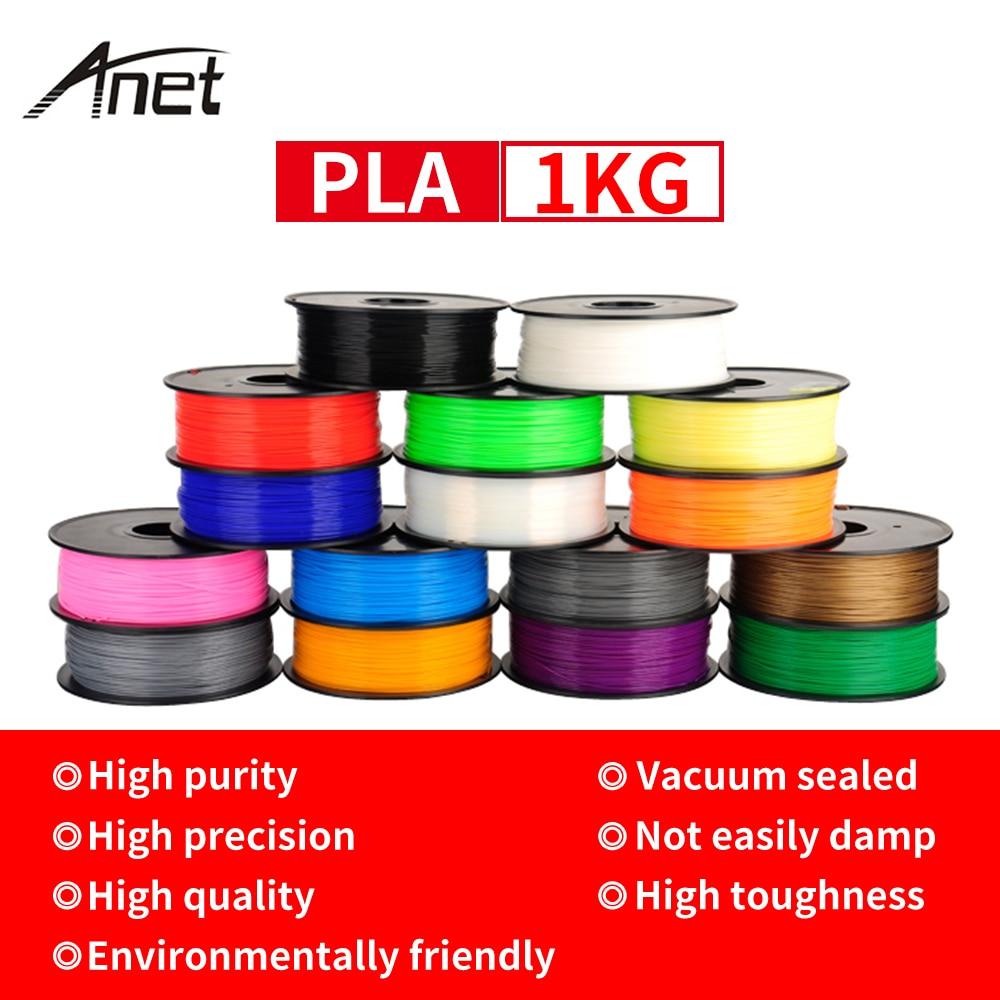 PLA /ABS 3d printer filament heater 1.75 0.5kg 1kg/roll PLA/ABS filament 3d printer spools green sunlu 3d printer filament color pla 1 75mm 3 0mm 1kg