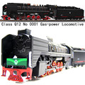 1:87 alloy model trains, toy trains High simulation, with sound and ligh, children's educational toys, free shipping