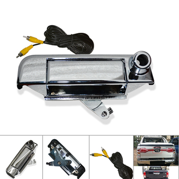 HIGH VIEW Car Reverse Camera Cars Rear View Parking System Backup Kit Waterproof Cameras fit for toyota hilux vigo 2012-2014