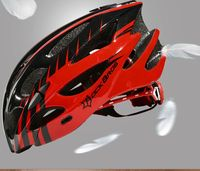Male And Female Lightweight One Piece Helmet Riding Mountain Road Bike Helmet Riding Equipment