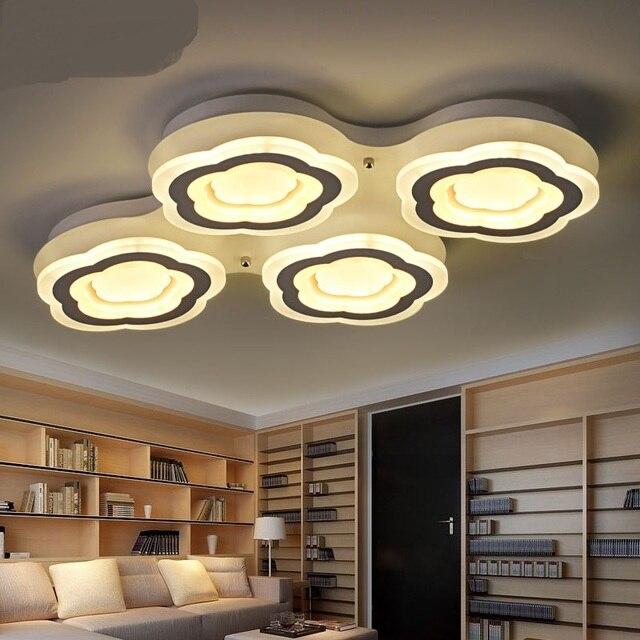 Moderne deckenleuchte LED wolke deckenleuchten wohnzimmer lampe ...