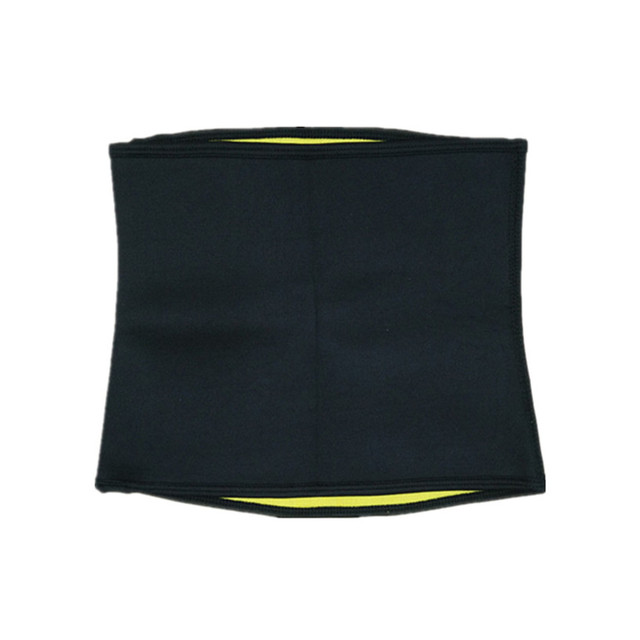 Sale Shapers Waist Trimmer Slimming Belt Men'S Compression Body Shaper Girdle Natural Weight-Loss Neoprene Workout Belts 5