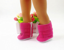 18 American girl font b dolls b font of the shoes Leather shoes sandals high heels