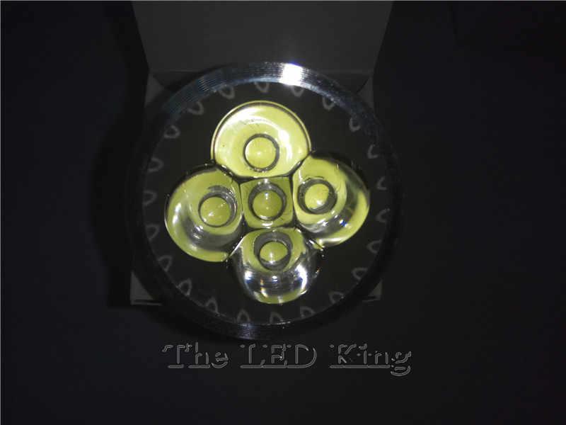 Haute puissance lampe à LED 3 W 4 W 5 W Dimmable 220 V 110 V E27 GU10 E14 MR16 12 V projecteur ampoule plafonniers et éclairage 85 ~ 265 V