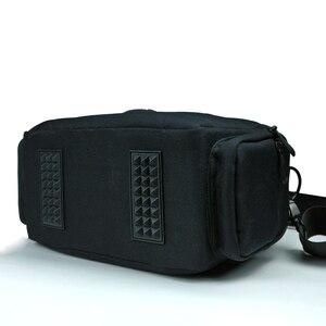 Image 5 - Jealiot מצלמה שקית עמיד למים slr dslr תיק כתף מצלמה דיגיטלית וידאו foto instax תמונה עדשת תיק מקרה עבור Canon 6d Nikon
