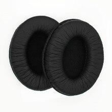Reparação de Peças de substituição Esponja Macia Foam Earmuff Copo Almofada Almofadas Almofadas para fones de ouvido Sony MDR MDR NC60 D333 DR BT50