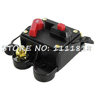Surface Mount Single Pole Thermal Circuit Breaker 80AMP модуль apc pd3p400at5b for t5 type circuit breaker 3 pole