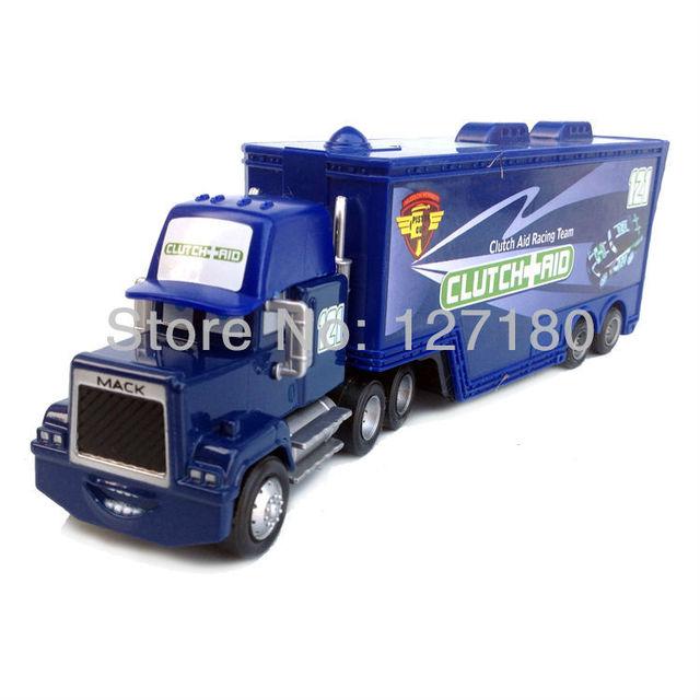Pixar Cars 2 Mack Trucks Diecast Alloy Clutch Aid # 121