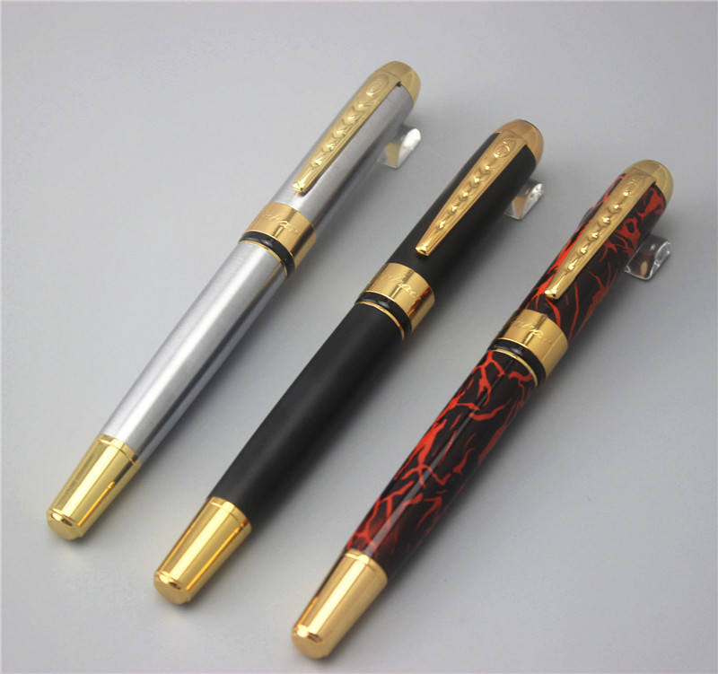 JINHAO kuličkové pero, školní kancelářské potřeby, luxusní značky, kuličková pera, obchodní narozeninový dárek 031