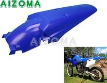 Azul Traseiro Fenders Para Honda XR 250 R Placa Lama Fender XR 400 R Universal Motos Supermoto Motocross Paralama Prevenir sujo