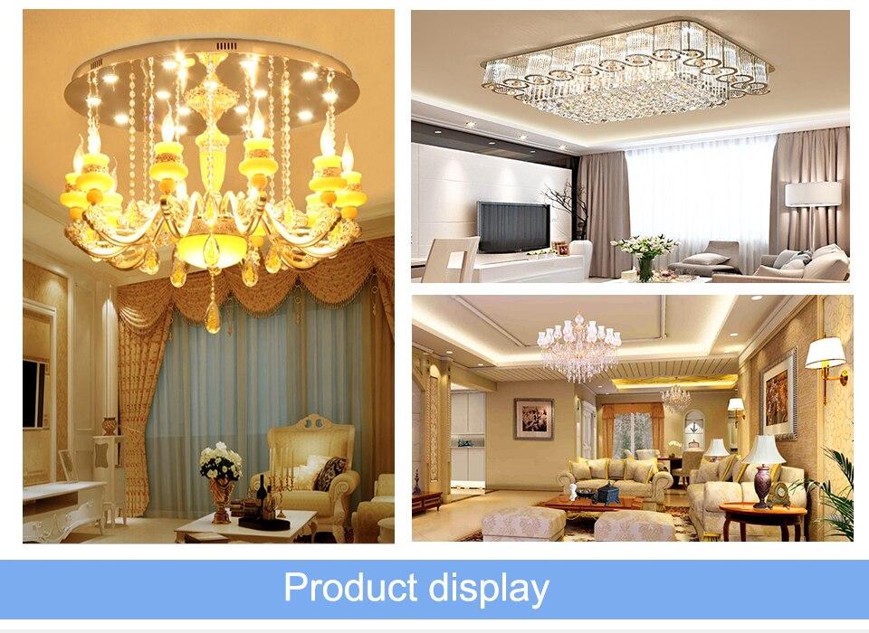 G9 LED Bulbs 220V 110V Dimmable (11)