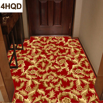 Carpet Carpet European-style Living Room Foyer Corridor Bay Window Thickening Manual Cutting Europe and America Bedroom Bedside