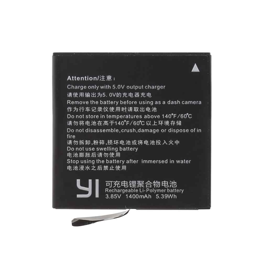 2x AZ16-1 AZ16-2 Замена Батарея для Xiaomi Yi 4k 4 К + YI Lite Yi 360 VR действие не для обнаружения версии