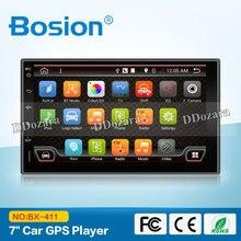 Quad Core 2 DIN Android 7.1 2din Новый универсальный автомобильный Радио двойной dvd-плеер автомобиля GPS навигация в тире Автомобильный PC стерео видео