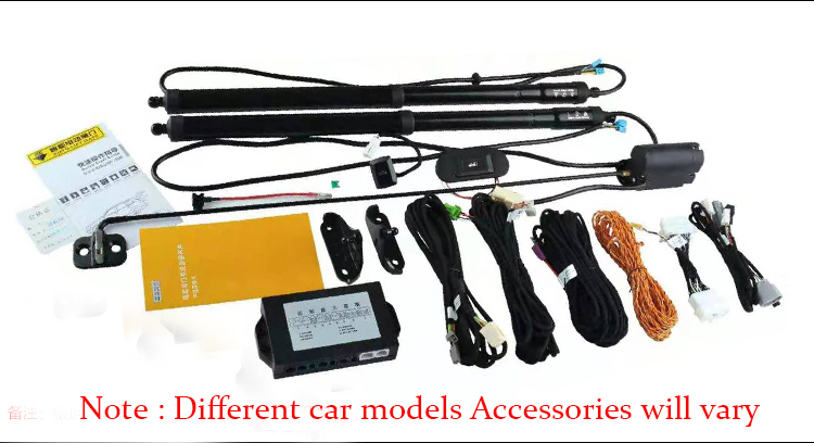Auto Electric Car Electric Tail Gate Lift Tailgate Assist System For Volkswagen 2011-2017 Remote Control Trunk Lid Parts