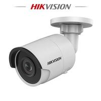 Hikvision Hik 4K Security Camera DS 2CD2085FWD I 8MP H 265 Mini Bullet CCTV Camera WDR