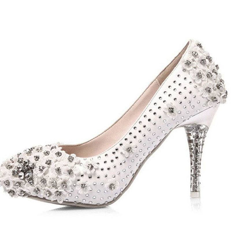 Popular sparkling heels buy cheap sparkling heels lots for Comfortable wedding dress shoes