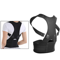 Adjustable Posture Corrector Back Brace Back Shoulder Support Belt