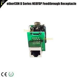 Image 5 - ネットワークコネクタ etherCON D シリーズパネルマウント RJ45 貫通レセプタクルプロオーディオビデオ & 照明ネットワークアプリケーション