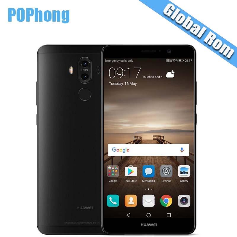 Origianl Huawei P10 Plus 5.5 Inch 6GB RAM 128GB ROM Color 20.0MP Smartphone Fingerprint ID Leica Camera kirin 960 Octa Core