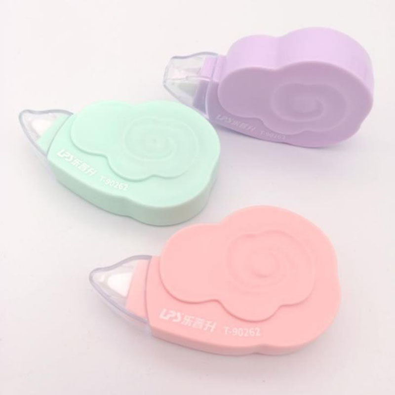 1 Pcs Cute 5mm X 8m Candy Color Star Cloud Shape Mini Correction Tapes Korean Stationery Office School Supplies Gifts