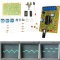 O Envio gratuito de Função ICL8038 Gerador de Sinal Módulo Sine Saída de Onda Triângulo Quadrado DIY peças do KIT 12 V DC INPUT