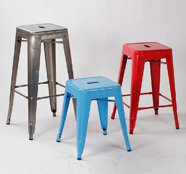 4 pieces/lot 18 inch seat height metal bar stool iron sheet chair -  Aliexpress - 18 Inch Bar Stools Show Home Design