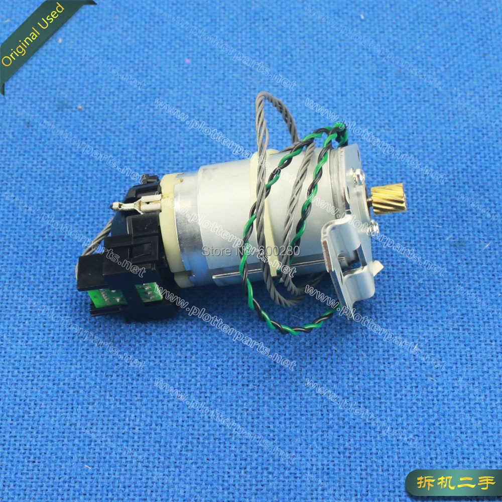 C7769-60377 C7769-60152 Paper axis motor assembly for HP Designjet 500 800 815 820 used