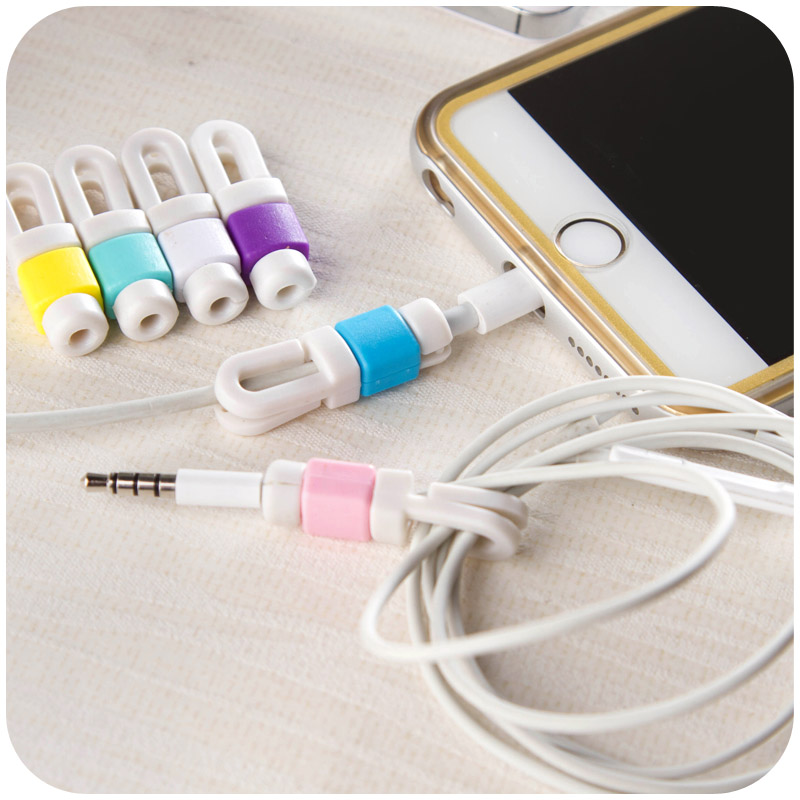 Apple Cord Organizer aliexpress : buy plastic silicone sata cable winder usb cable