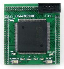 Free Shipping! 1pc XILINX FPGA development board core board XC3S500E Spartan-3E