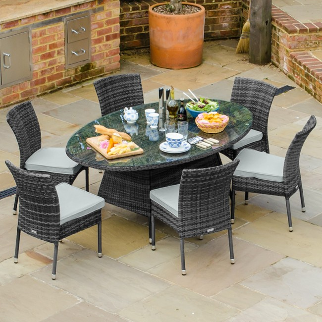 50 Best Dining Room Sets For 2017: 2017 Trade Assurance Hot Sale Plastic Rattan Party Garden