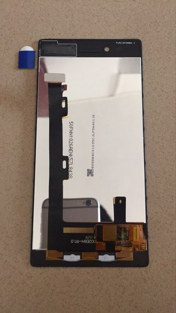 100% Warranty LCD Display Touch Screen Digitzer Assembly For Lenovo VIBE Shot MAX Z90 z90a40 Z90-3 z90-7 Replacement