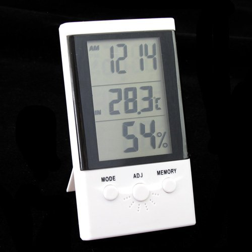 Digital Temperature Humidity Thermometer Hygrometer  #1728