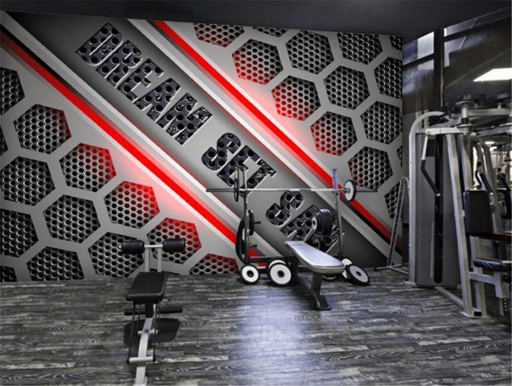 Fast delivery worldwide gym wallpaper on Store Alsu