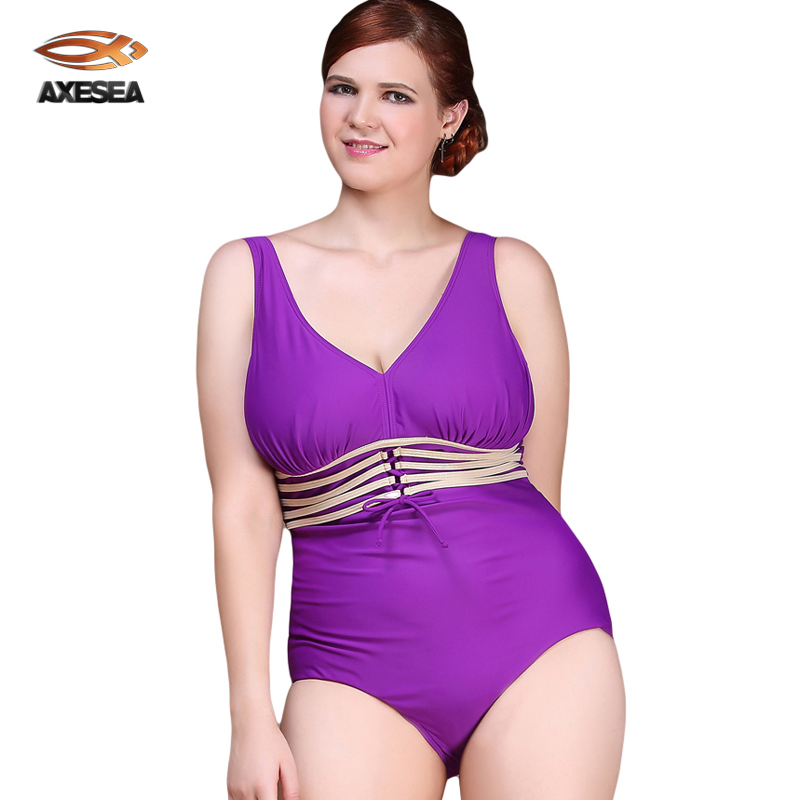 Sexy One Piece Swimsuit 2017 Vintage Plus Size Swimwear Women Noble Ruffle Beach Bodysuit Bow Knot detail Halter Bathing Suit women one piece triangle swimsuit cover up sexy v neck strappy swimwear dot dress pleated skirt large size bathing suit 2017