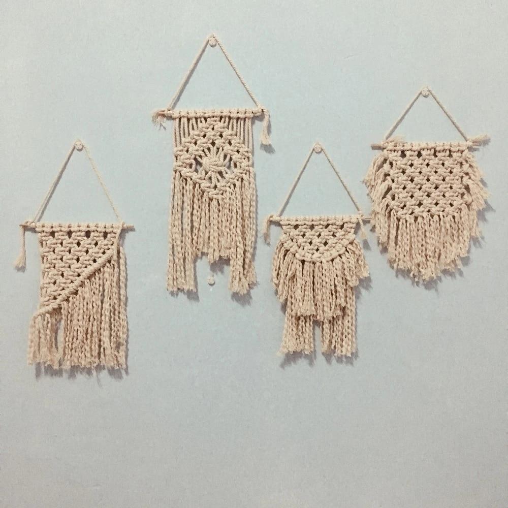 Mini Macrame Hanging!