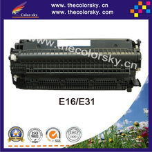 (CS-CE16) cartucho láser de la impresora laserjet toner BK para canon E31 E30 E15 PC770 PC775 PC780 PC785 (3000 páginas) envío libre de FedEx