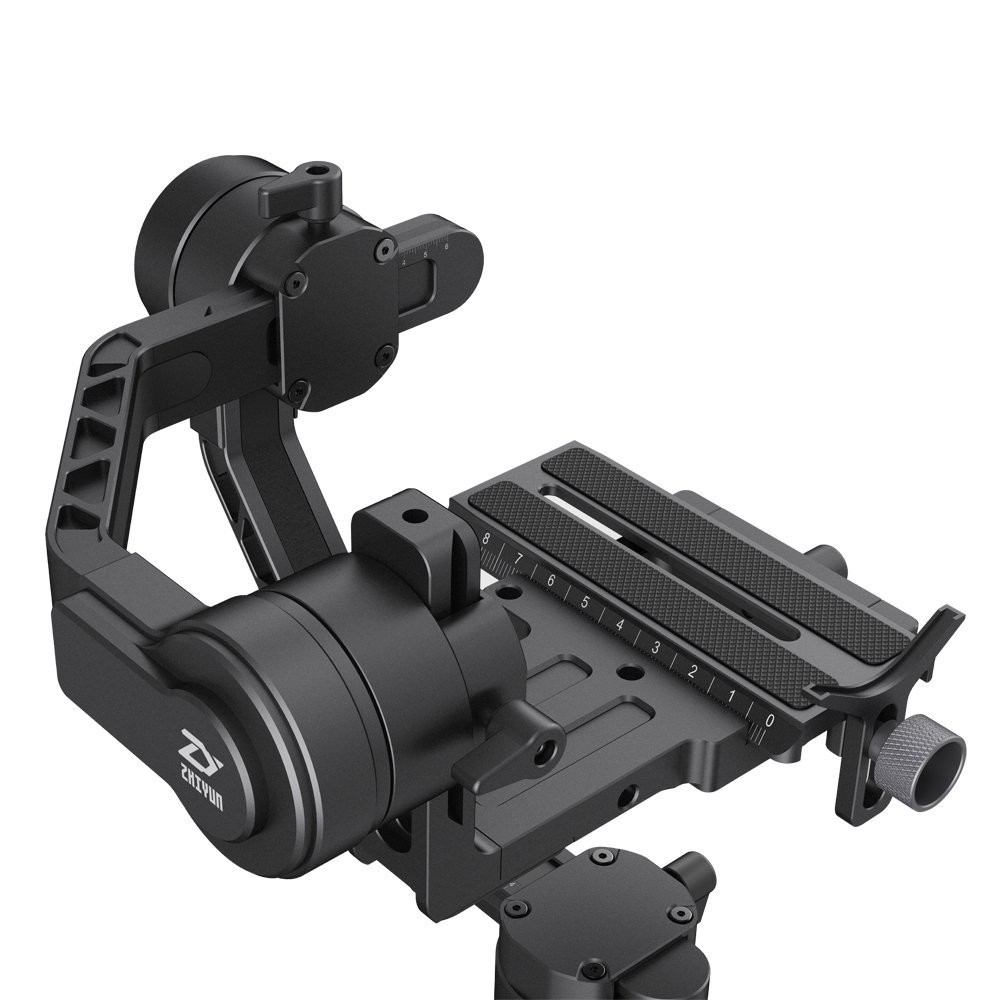 Image 5 - ZHIYUN Official Crane 2 3 Axis Gimbal Stabilizer for All Models of DSLR Mirrorless Camera Canon 5D2/3/4 with Servo Follow FocusHandheld Gimbals   -
